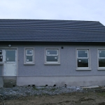 Clonmacash Rd Portadown White top half opening windows.