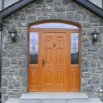 Ballynasollis Rd Cookstown  Georgian 6 panel composite door