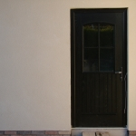 Sheepwalk Rd,Lisburn Black santiago composite door.